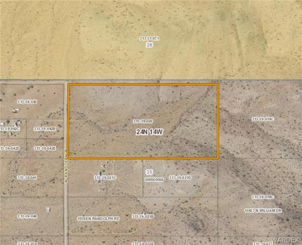 0000 E California Drive, Kingman, AZ 86401 (MLS #952803) :: The Lander Team