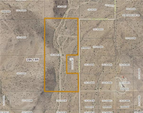 0000 N Justine Drive, Kingman, AZ 86401 (MLS #952805) :: The Lander Team