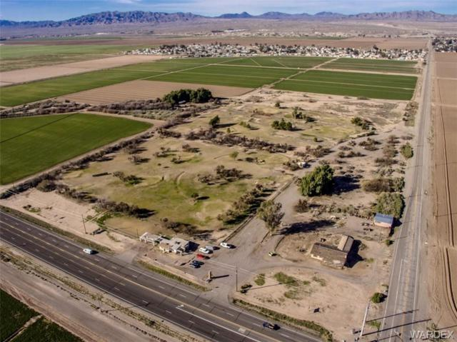 8011 Highway 95, Mohave Valley, AZ 86440 (MLS #953159) :: The Lander Team