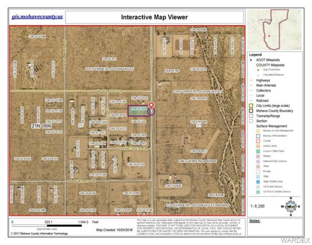 1269 S Verde Road, Golden Valley, AZ 86413 (MLS #953265) :: The Lander Team