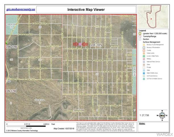 lot 360 Sawyer, Kingman, AZ 86409 (MLS #953415) :: The Lander Team