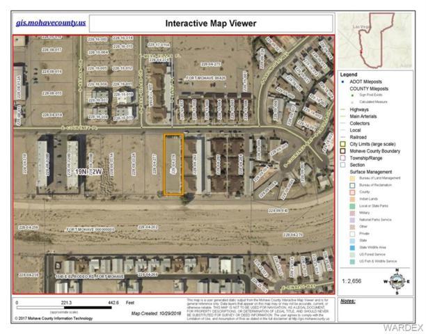 1556 E Courtney Place, Fort Mohave, AZ 86426 (MLS #953455) :: The Lander Team