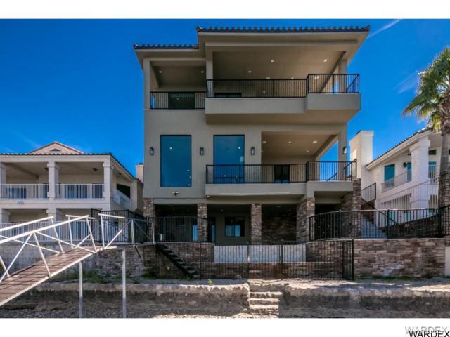 411 Riverfront Drive Lot 5, Bullhead, AZ 86442 (MLS #953467) :: The Lander Team