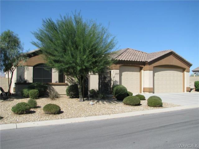 2739 Fort Mojave Dr., Bullhead, AZ 86429 (MLS #953542) :: The Lander Team