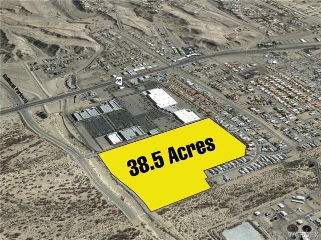 38.5 Acres, Bullhead, AZ 86442 (MLS #953563) :: The Lander Team