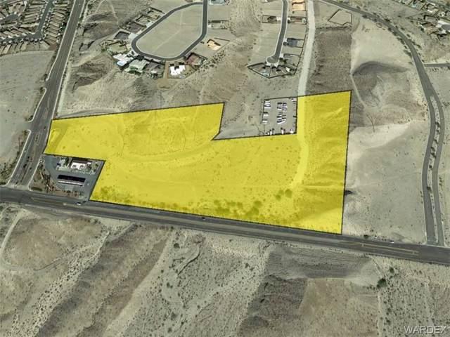 2620 Desert Foothills Boulevard, Bullhead, AZ 86429 (MLS #953602) :: The Lander Team