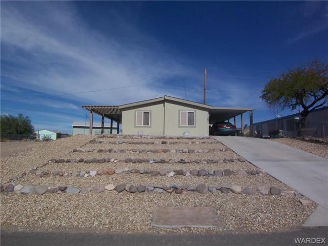 1853 Wendell Avenue, Bullhead, AZ 86442 (MLS #953604) :: The Lander Team