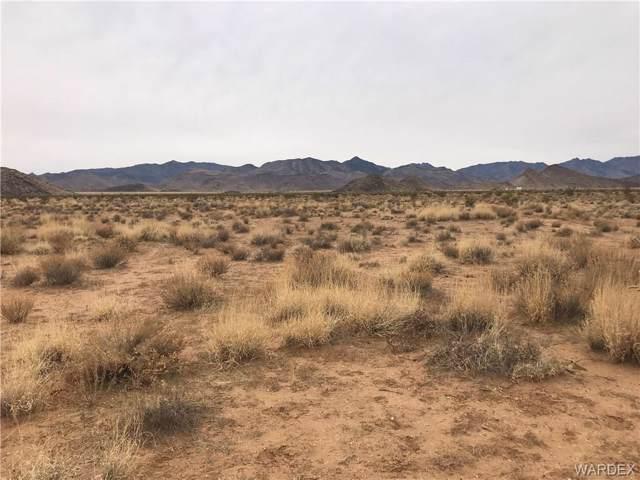 0000 E Mountain Meadow Road, Kingman, AZ 86401 (MLS #953621) :: The Lander Team
