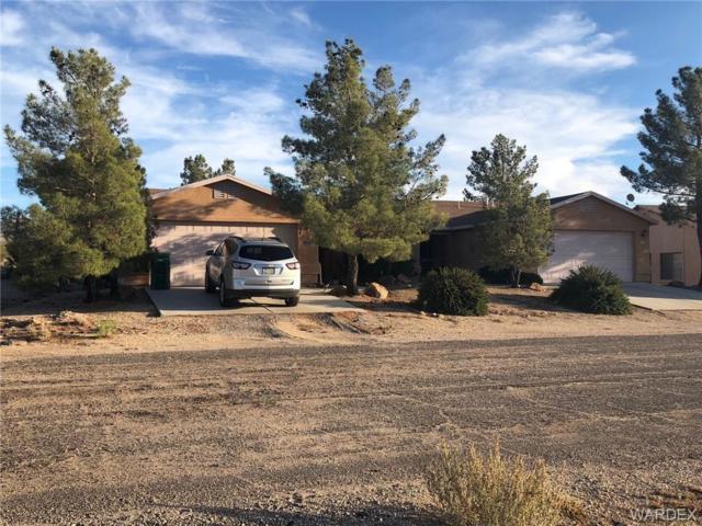 7478 E Cochise Circle, Kingman, AZ 86401 (MLS #953777) :: The Lander Team