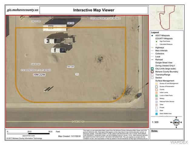 5747 S Bernstein Drive, Fort Mohave, AZ 86426 (MLS #953849) :: The Lander Team