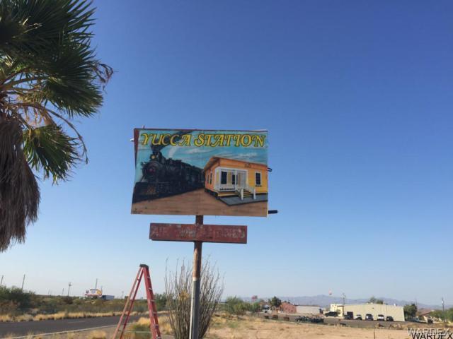 12299 S Frontage Road, Yucca, AZ 86438 (MLS #953851) :: The Lander Team