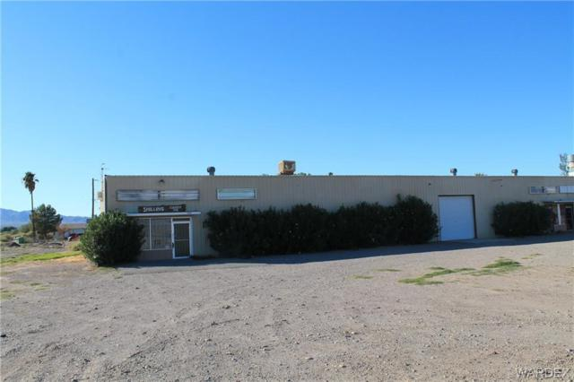 10325 S Barrackman Road, Mohave Valley, AZ 86440 (MLS #953886) :: The Lander Team