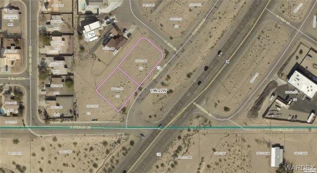 3981-89 Rising Sun Road, Bullhead, AZ 86442 (MLS #953933) :: The Lander Team