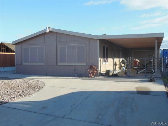 5672 S Ruby Street, Fort Mohave, AZ 86426 (MLS #954127) :: The Lander Team