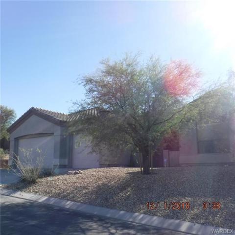2806 Fort Mojave Drive, Bullhead, AZ 86429 (MLS #954134) :: The Lander Team