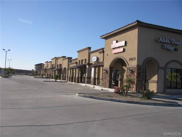 2440 Adobe Road 6,7, Bullhead, AZ 86442 (MLS #954511) :: The Lander Team