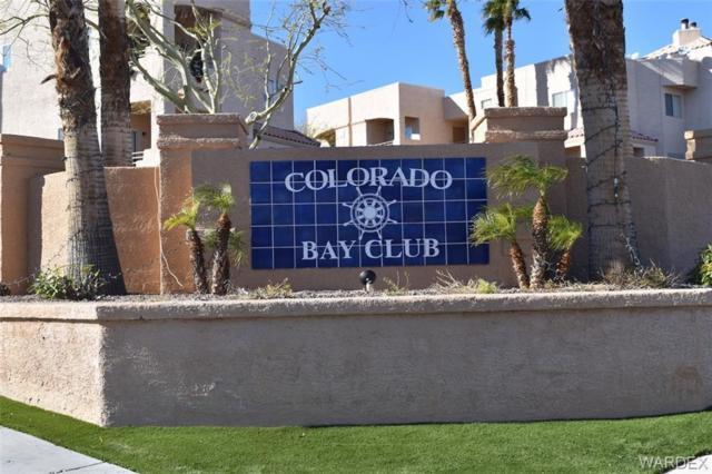 2181 Bay Club Drive #202, Laughlin (NV), NV 89029 (MLS #954638) :: The Lander Team