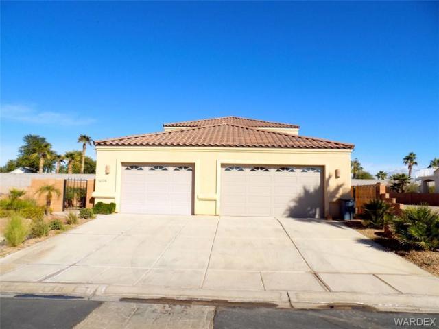 10706 S River Terrace Drive, Mohave Valley, AZ 86440 (MLS #954678) :: The Lander Team