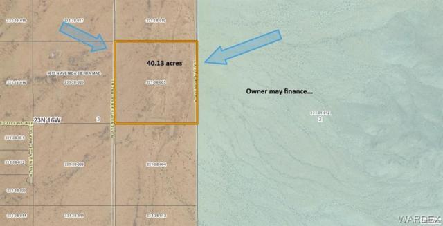 Lot 12 N Avenida Sierra Madre, Kingman, AZ 86409 (MLS #954706) :: The Lander Team