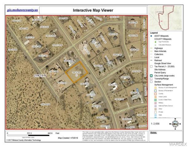 3629 N Milky Way Road, Golden Valley, AZ 86413 (MLS #954790) :: The Lander Team