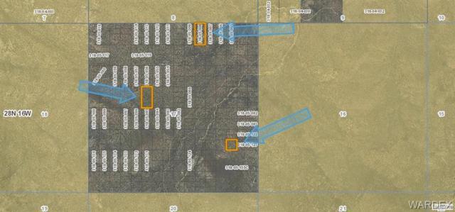 3 lots Spring/Manzanita/Foothill, Meadview, AZ 86444 (MLS #954802) :: The Lander Team