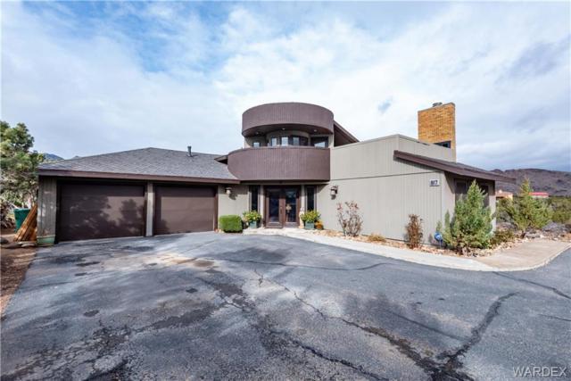 817 W South Shore Drive, Kingman, AZ 86409 (MLS #954818) :: The Lander Team