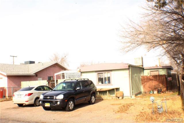 3719 E Shaeffer Avenue, Kingman, AZ 86409 (MLS #954824) :: The Lander Team