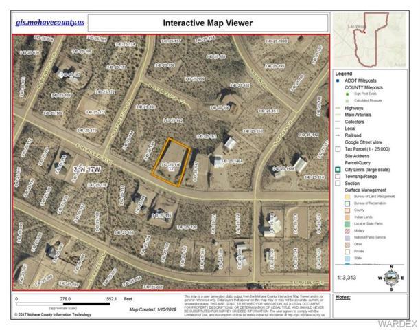 1225 E Meadview Boulevard, Meadview, AZ 86444 (MLS #954868) :: The Lander Team