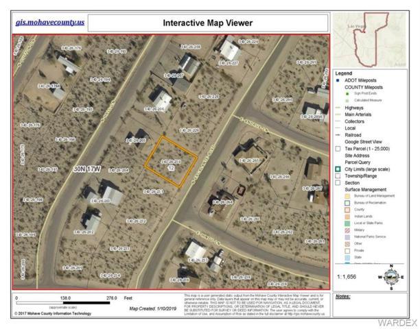 30325 N Escalante Boulevard, Meadview, AZ 86444 (MLS #954873) :: The Lander Team