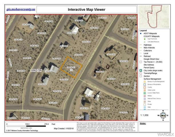 30315 N Escalante Boulevard, Meadview, AZ 86444 (MLS #954876) :: The Lander Team