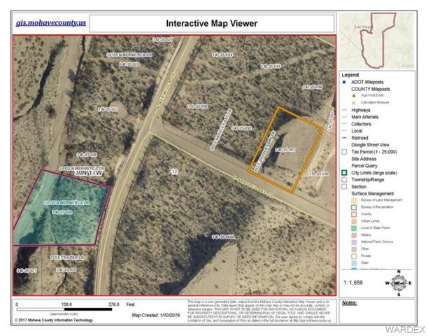 895 E Bradley Bay Drive, Meadview, AZ 86444 (MLS #954879) :: The Lander Team