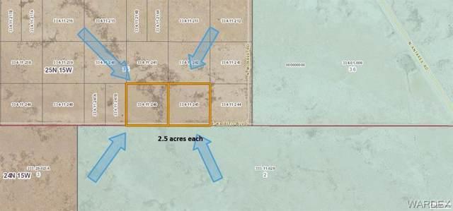 Lot 3006 Kaibito, Kingman, AZ 86409 (MLS #954882) :: The Lander Team