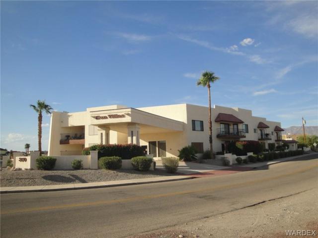 350 Lake Havasu Avenue #102, Lake Havasu, AZ 86403 (MLS #954919) :: The Lander Team