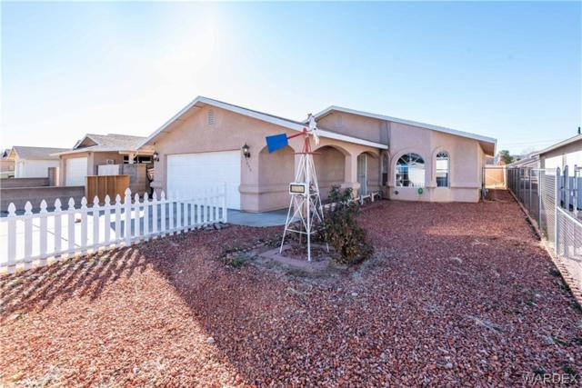 3655 N Wells Street, Kingman, AZ 86409 (MLS #954933) :: The Lander Team