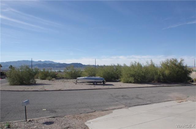 695 Hagan Drive, Lake Havasu, AZ 86406 (MLS #954951) :: The Lander Team