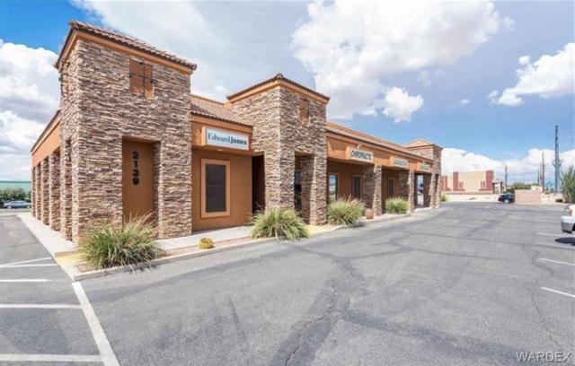 2139 Airway Avenue, Kingman, AZ 86409 (MLS #954985) :: The Lander Team
