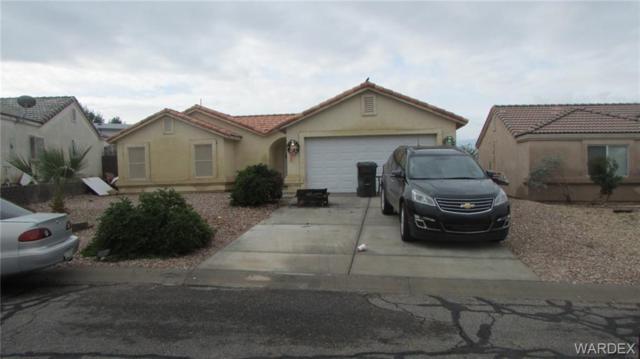2188 E Jamie Ct, Fort Mohave, AZ 86426 (MLS #955095) :: The Lander Team