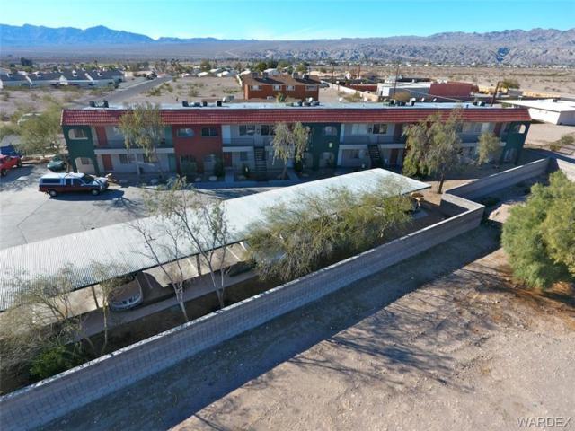 1277 Navajo Drive, Bullhead, AZ 86442 (MLS #955098) :: The Lander Team