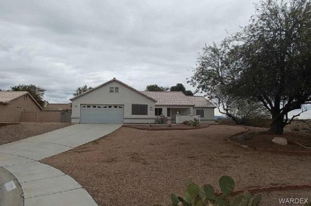 3870 White Dove Lane, Bullhead, AZ 86442 (MLS #955200) :: The Lander Team