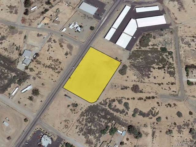 0 Hwy 95/Harbor Ave, Mohave Valley, AZ 86440 (MLS #955335) :: The Lander Team