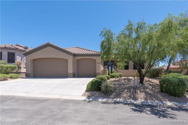 2830 Fort Silver Drive, Bullhead, AZ 86429 (MLS #955432) :: The Lander Team