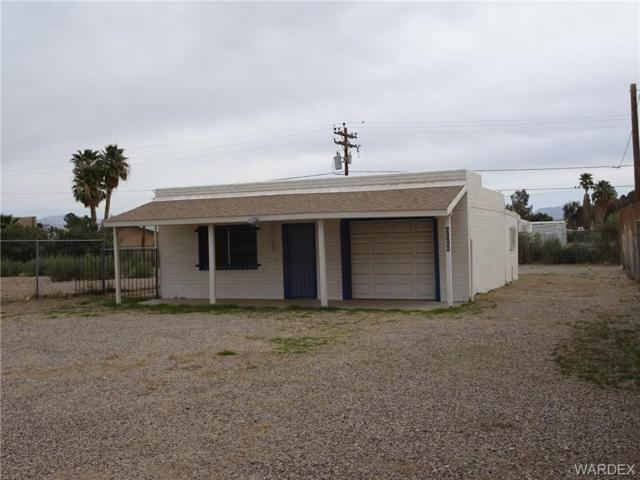 8824 S Highway 95, Mohave Valley, AZ 86440 (MLS #955441) :: The Lander Team