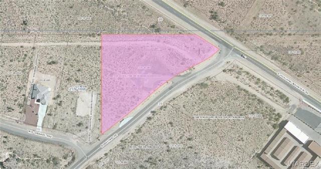 3393 Rosslynn Drive, Kingman, AZ 86401 (MLS #955448) :: The Lander Team