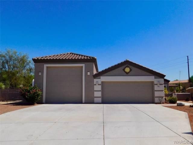 2381 Stetson Circle, Bullhead, AZ 86442 (MLS #955475) :: The Lander Team