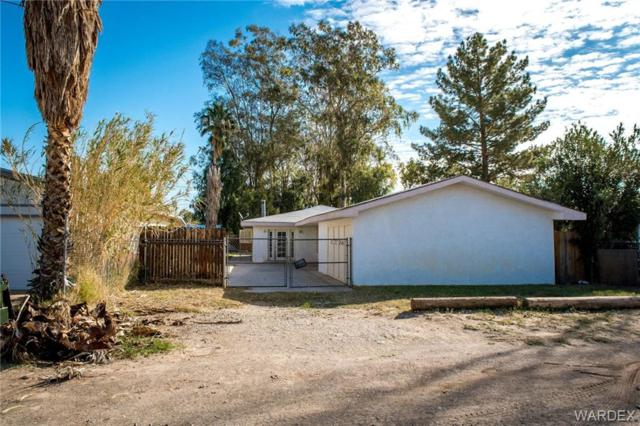 10584 S Lead Lane, Mohave Valley, AZ 86440 (MLS #955487) :: The Lander Team