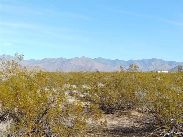 -Lot 2 Copper Creek Road, Yucca, AZ 86438 (MLS #955600) :: The Lander Team