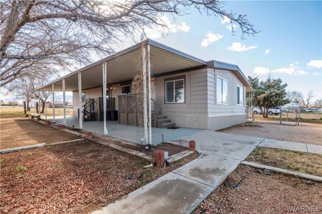 4390 N Charles Drive, Kingman, AZ 86409 (MLS #955630) :: The Lander Team