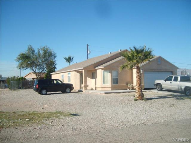 5571 S. Ruby St. North, Fort Mohave, AZ 86426 (MLS #955632) :: The Lander Team
