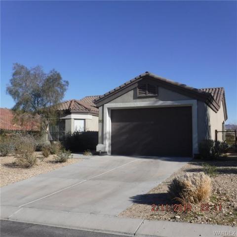 2923 Fort Mojave Drive, Bullhead, AZ 86429 (MLS #955641) :: The Lander Team