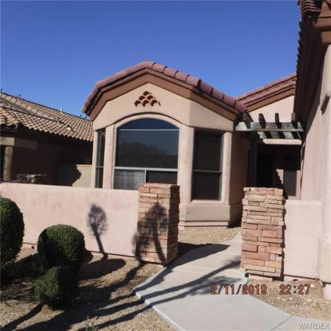 2731 Fort Mojave Drive, Bullhead, AZ 86429 (MLS #955642) :: The Lander Team